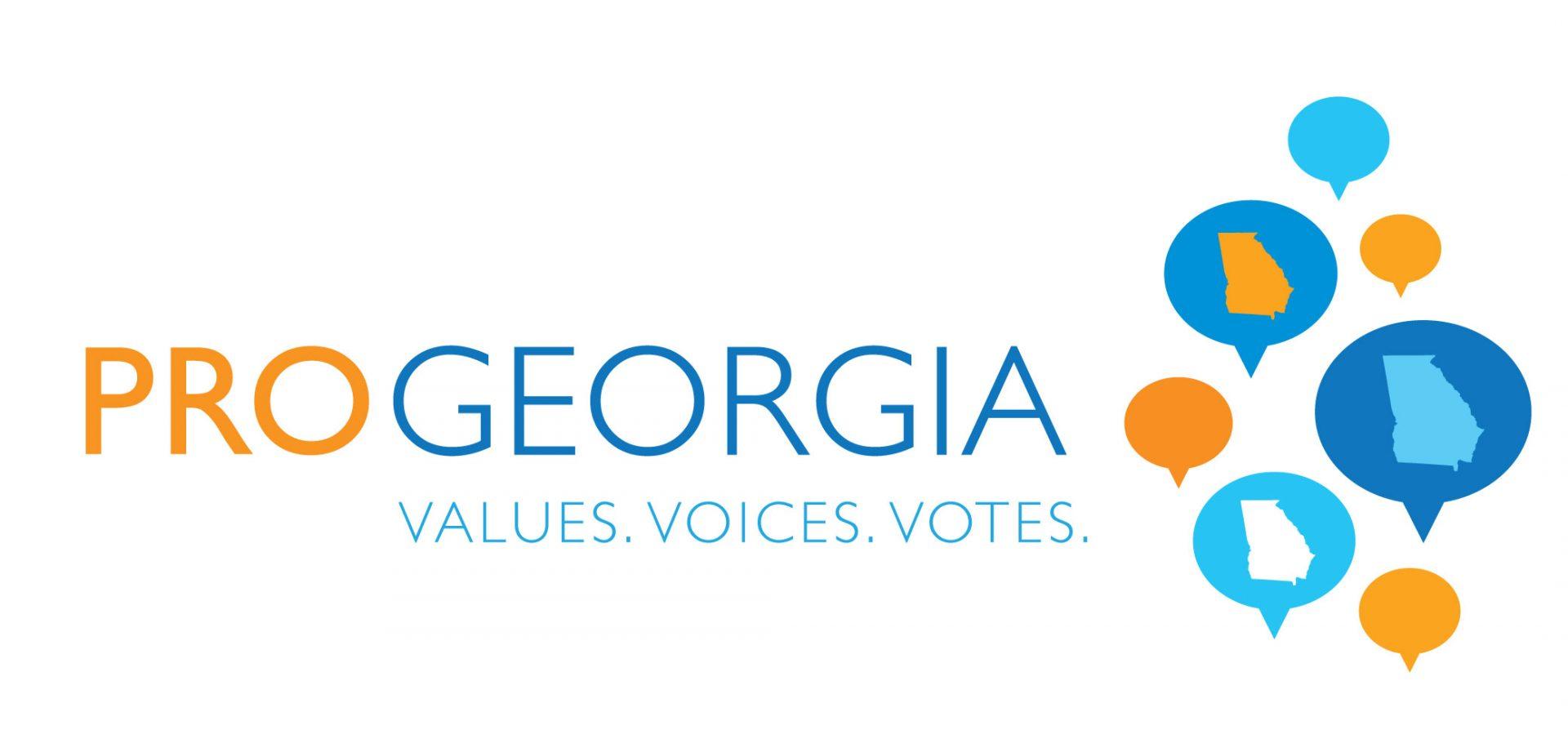 Pro Georgia Mobile Logo